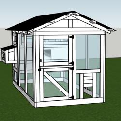 Chicken Coop Plans - PDF