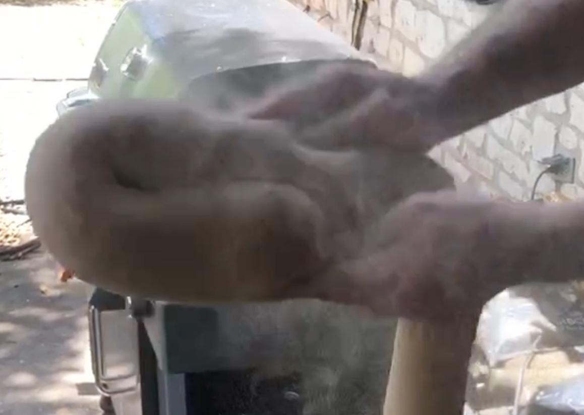 Dusty Chicken Bedding